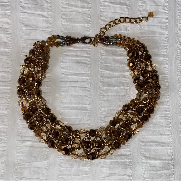 2/$20 🌷stunning statement necklace